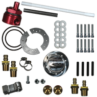 DIESEL FUEL SUMP KIT WITH FASS BULKHEAD SUCTION TUBE KIT