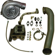 PPE 116006500 GT40R SERIES TURBO KIT WITH GARRETT GT4088R TURBO