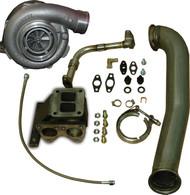 PPE 116007000 GT40R SERIES TURBO KIT WITH GARRETT GT4094R TURBO