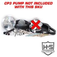 11-18 Ford 6.7L Dual High Pressure Fuel Kit W/O CP3