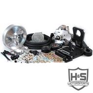 11-16 GM 6.6L Dual High Pressure Fuel Kit