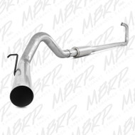 """2003-2007 FORD 6.0L POWERSTROKE MBRP 4"""" PERFORMANCE SERIES TURBO-BACK EXHAUST SYSTEM S6212P"""