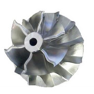 BULLSEYE POWER DROP-IN GT4088 BATMOWHEEL FOR USE IN GT4088 TURBOCHARGER (NON BALL BEARING)