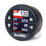 BANKS POWER 66562-DL IDASH 1.8 EXPANSION GAUGE WITH DATA LOGGING REQUIRES BANKS 66560 OR 66560-DL *REQUIRES BANKS 66560 OR 66560-DL