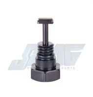 SWAG PERFORMANCE 6.0L HFCM FUEL DRAIN PLUG - UPGRADE BLACK