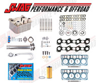 6.0L SOLUTION KIT #2 - ARP STUDS HEAD GASKETS OEM OIL COOLER DELETE KIT ETC.