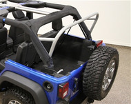 ROCKHARD4X4 3RD Row Sport Cage for Jeep Wrangler JK 4DR 2007 - 2018