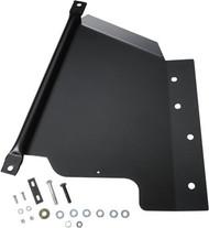 ROCKHARD4X4 Aluminum Transfer Case Skid Plate for Jeep Wrangler JK 2/4DR 2007 - 2018