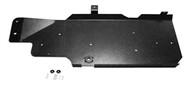 ROCKHARD4X4 Aluminum Gas/Fuel Tank Skid Plate for Jeep Wrangler JK 2DR 2007 - 2018
