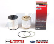 MOTORCRAFT 6.4L FUEL FILTER KIT