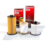 MOTORCRAFT 6.4L OIL FILTER / FUEL FILTER KIT