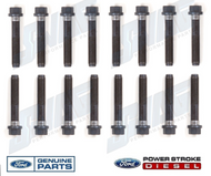 6.0 / 6.4 OEM CONNECTING ROD BOLTS - TTY