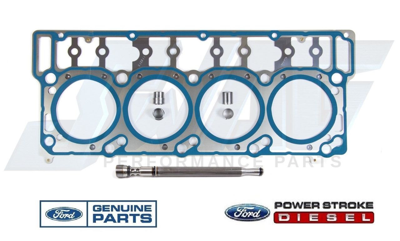 03-07 FORD 6.0 6.0L POWERSTROKE DIESEL 18MM TO 20MM STEP DOWN HEAD DOWEL PIN SET