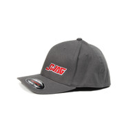 SWAG GRAY FITTED HAT