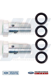 6.0L OEM BANJO BOLT & WASHER UPGRADE KIT