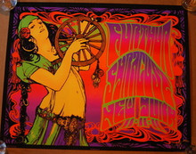 FURTHUR - SYRACUSE - 2011  - WEIR - SIGNED A/P - RICHARD BIFFLE - TOUR POSTER