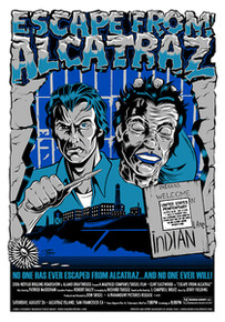 ESCAPE FROM ALCATRAZ - SAN FRANCISCO - ALAMO DRAFTHOUSE - 2006 - STAINBOY -
