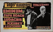 ENINEM - LUDACRIS - PAPA ROACH - 2002 - ALBEQUERQUE - ANGER MANAGEMENT TOUR