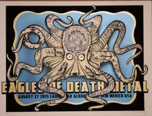 EAGLES OF DEATH METAL - 2015 - DELANO GARCIA - LAUNCHPAD - ALBEQUERQUE