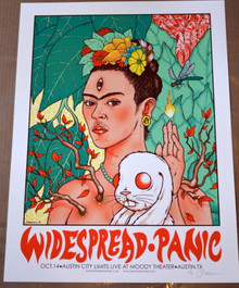 WIDESPREAD PANIC - 2014 - AUSTIN CITY LIMITS - AUSTIN- JERMAINE ROGERS
