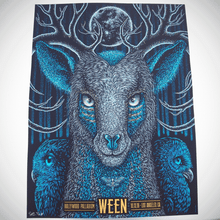 WEEN - ARTIST EDITION - HOLLYWOOD PALLADIUM - 2016 - TODD SLATER