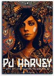 PJ HARVEY - 2017 - FILLMORE - PHILADELPHIA - HOPE SIX DEMOLITION PROJECT