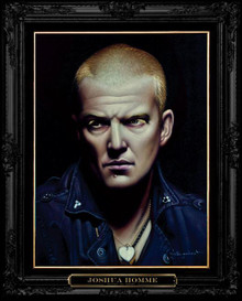 QUEENS OF THE STONE AGE - VILLIANS - 2010 - KII ARENS - VAMPYRE OF TIME AND MEMORY- JOSH HOMME