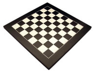 Dal Rossi 40cm Black/Erable Chess Board