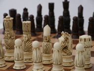 Berkeley Chess Victorian Chessmen