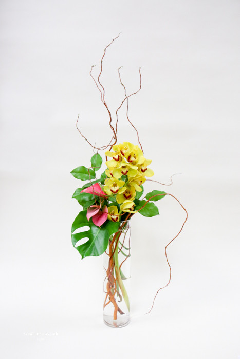 Contemporary Vase Arrangement