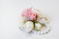 Pastel Rose Corsage