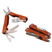 starlight multitool, pliers, LED light, knife, nail file, screwdriver, bottle opener, key ring, camping, lightweight, saw, backpacking