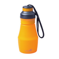 Collapsible Silicone Bottle, Hydration