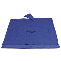 Nylon Backpacker Poncho