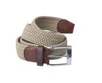 Men's Flexi Belt-Khaki