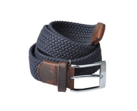 Flexi Belt-Men's Navy