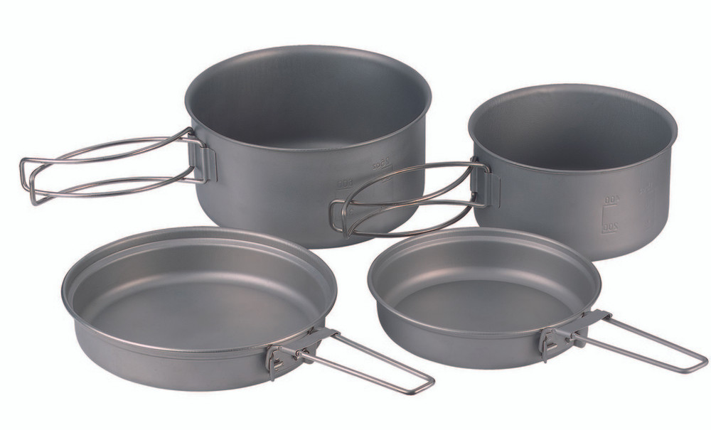4-pc Titanium Cooking Set, Marked down 20%