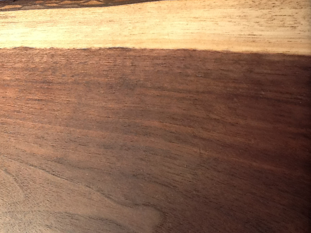 Small Culinary Cleat™ Footed Board (Black Walnut)