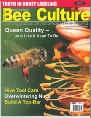 12 Month Bee Culture Print Edition