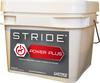 Stride® Power-Plus® pelleted bioactive protein supplement.