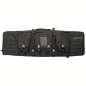 Valken Tactical 36inch Double Rifle Tactical Gun Case-Black