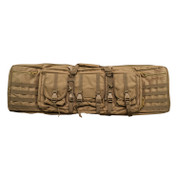 Valken Tactical 36inch Double Rifle Tactical Gun Case-Tan