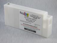 350 ml Epson Pro 7890/7900/9890/9900 cartridge filled with Cave Paint Elite Enhanced pigment ink - Light Black
