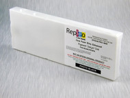 Repleo Recycled 220 ml Cartridge for the Epson Pro 4800 filled with Cave Paint Elite Enhanced pigment ink - Photo Black