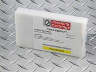 Epson 7880/9880 220ml Cleaning Cartridge - Yellow
