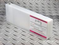 700 ml Epson Pro 7890/7900/9890/9900 cartridge filled with Cave Paint Elite Enhanced pigment ink - Vivid Light Magenta
