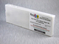 Repleo Recycled 220 ml Cartridge for the Epson Pro 4000/7600/9600 filled with Cave Paint Elite pigment ink - Light Black