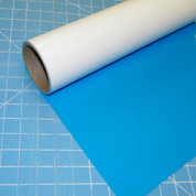 """Columbia Blue Thermoflex 15"""" Roll (Click for Lengths)"""