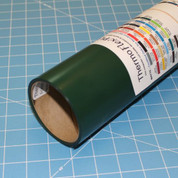 """Forest Green Thermoflex 15"""" Roll (Click for Lengths)"""