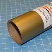 "Glossy Gold Thermoflex 15"" Roll (Click for Lengths)"